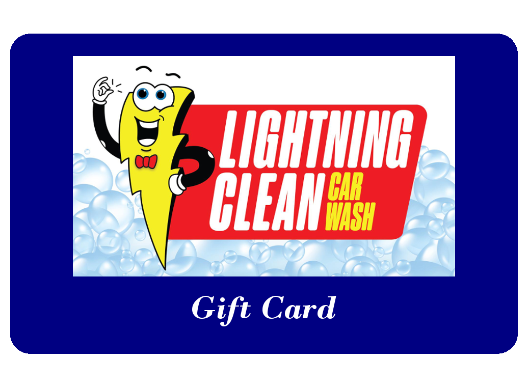 Lightning Clean Car Wash in Action